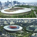 Two new Olympic stadium designs unveiled by Japan Sports Council
