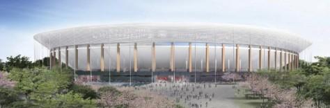 Two new Olympic stadium