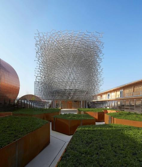 UK Pavilion for Milan Expo 2015