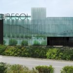 Ubesol Office Building Under Construction by Ramon Esteve