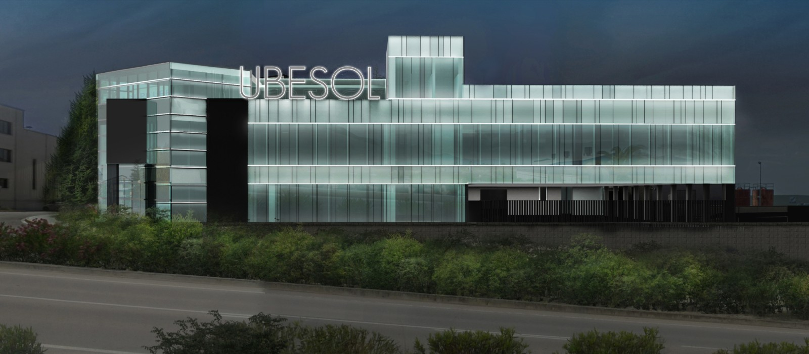Ubesol Office Building