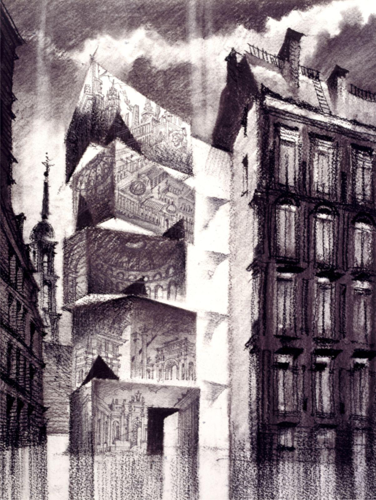 Une ville dessinée