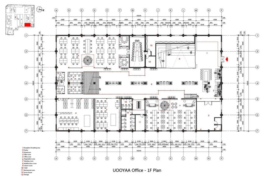 UOOYAA Office
