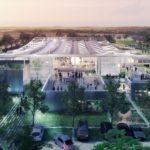 Université des Métiers by Clément Blanchet Architecture