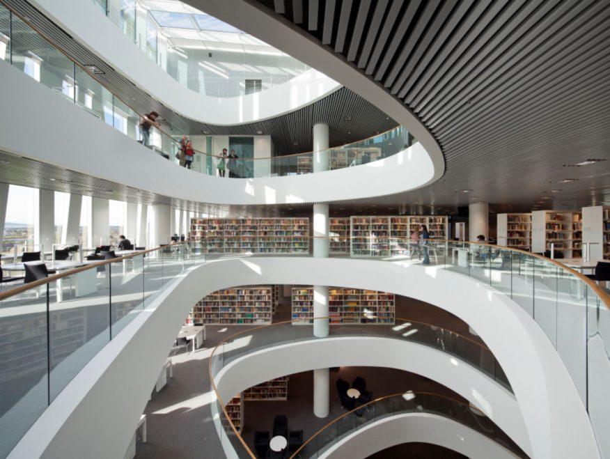 University of Bristol Library
