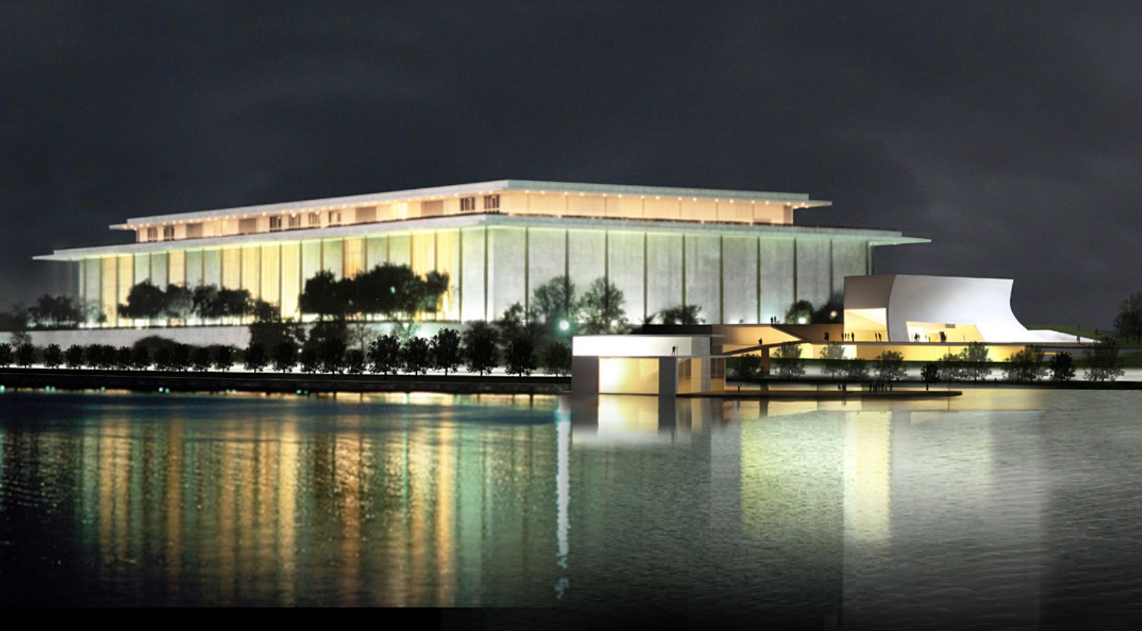 The John Kennedy Center for The Performing Arts