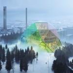 Uppsala Power Plant by Bjarke Ingels Group