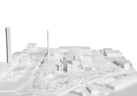 Uppsala Power Plant
