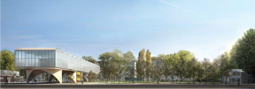 New Library Lorenteggio