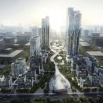 Vanke Tianfu Cloud City by Aedas