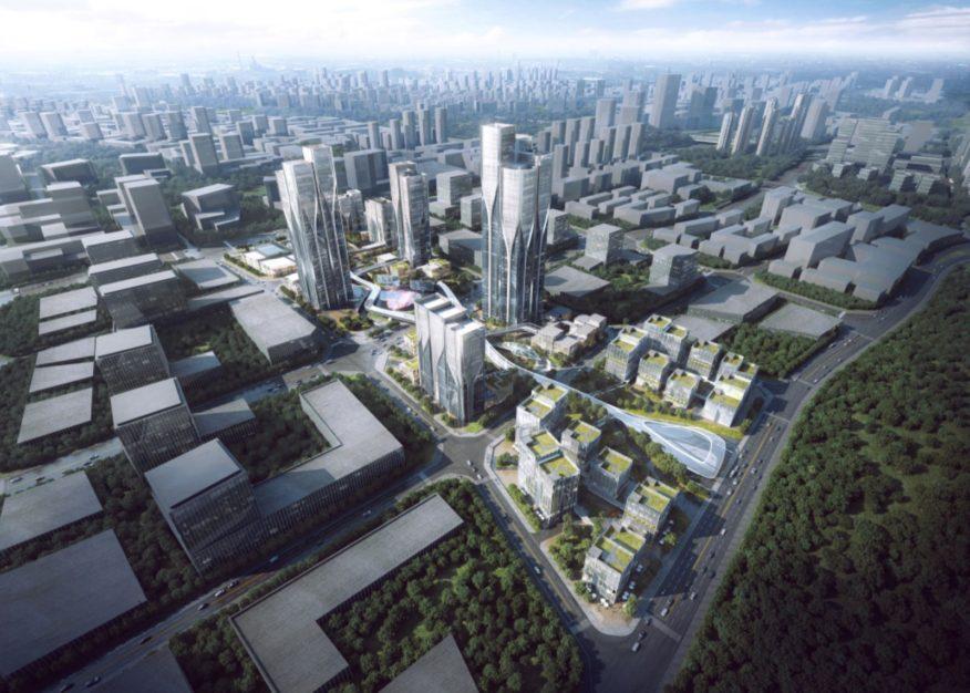 Vanke Tianfu Cloud City