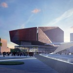 Varese Theater Design Proposal by MAUD