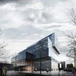 Varna Library by Paolo Venturella