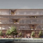 Varna Library design by Spatial practice