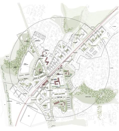 Vestby Urban Centre