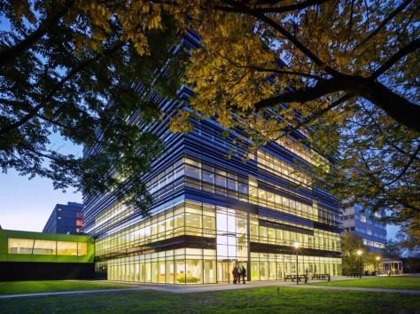 Victor J. Koningsberger building