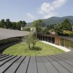 Villa at Sengokuhara by Shigeru Ban Architects