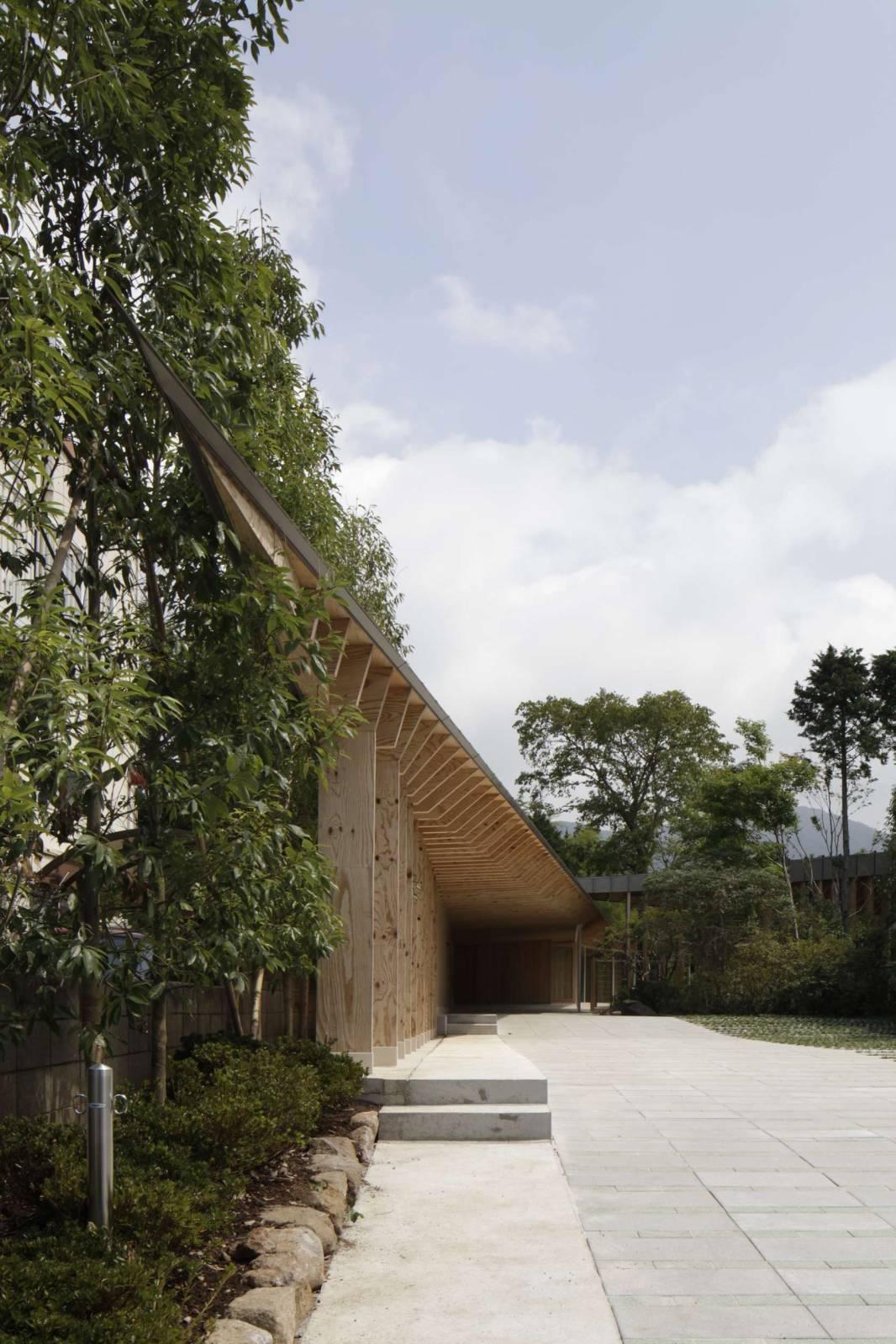 Villa at Sengokuhara