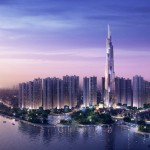 Vingroup's tallest landmark building in Vietnam by Atkins