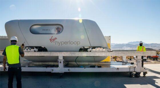 Hyperloop's Pegasus