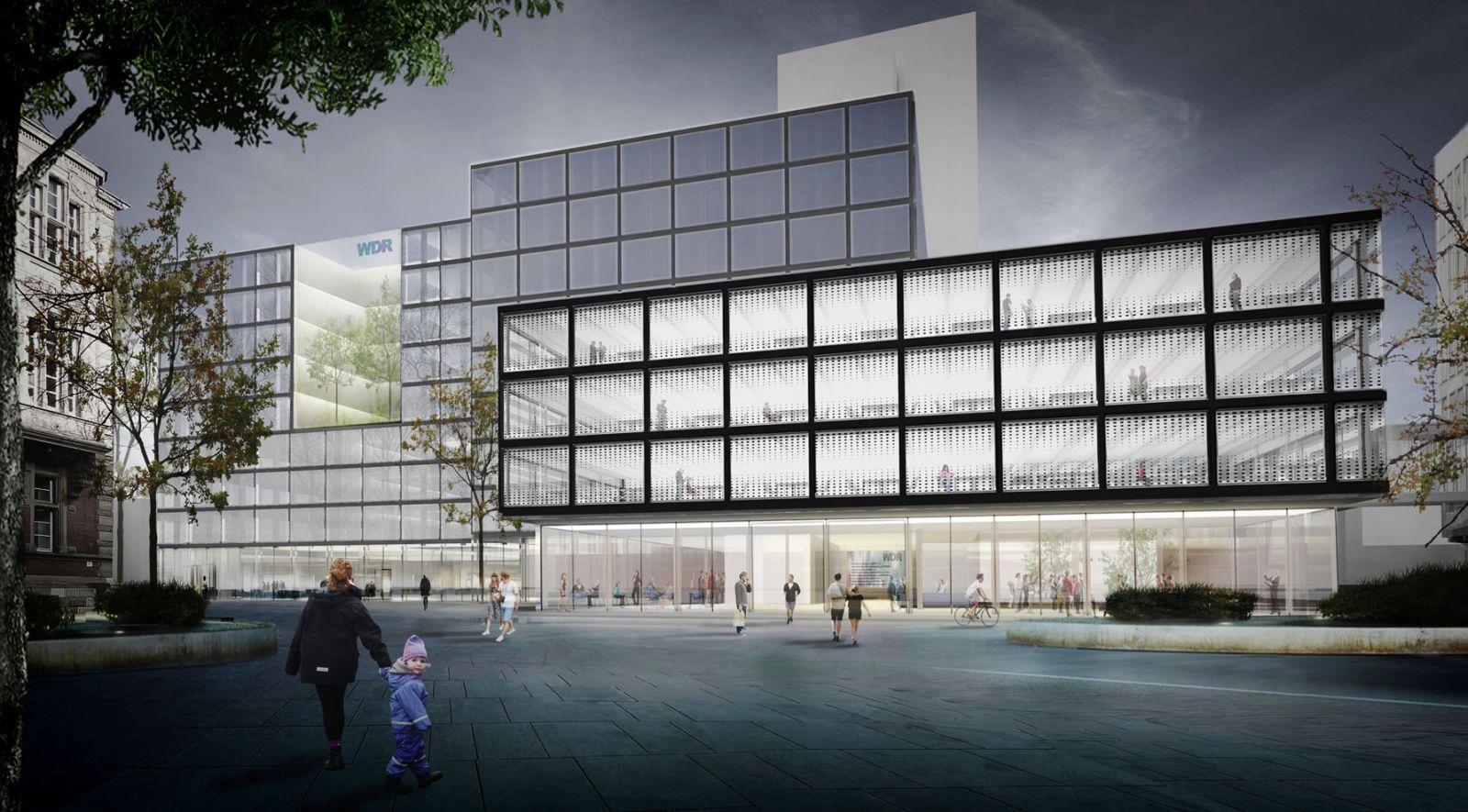 WDR crossmedia house