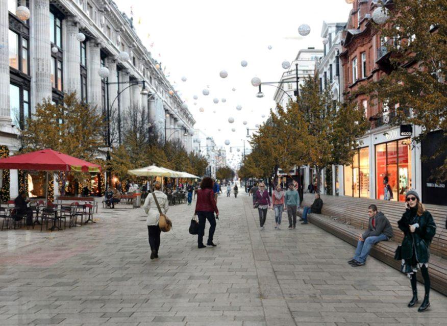 Walkable London