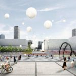 Warsaw Central Square by Architects for Urbanity