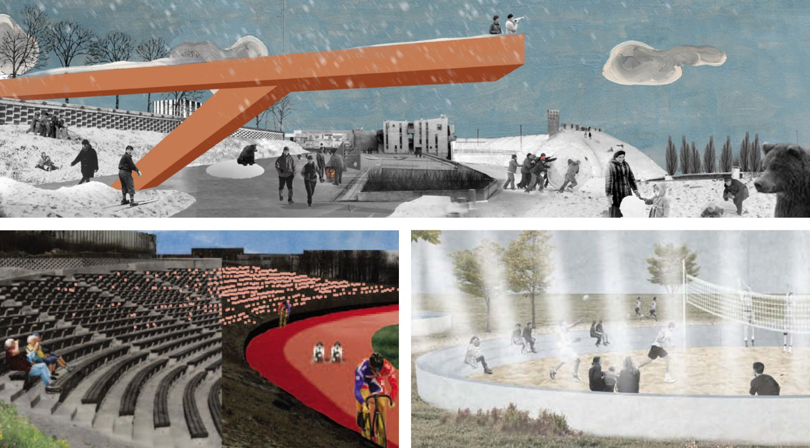 Warsaw Sports Park Competition