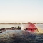 Water-Carved Architecture in Florida by Carlo Ratti Associati