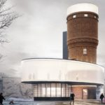 Water tower redevelopment in Mosow by IND Architects