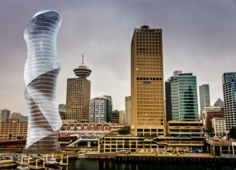 Waterfront Tower in Vancouver