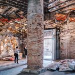 Weaving Architecture by Benedetta Tagliabue – EMBT at the Biennale Architettura 2018