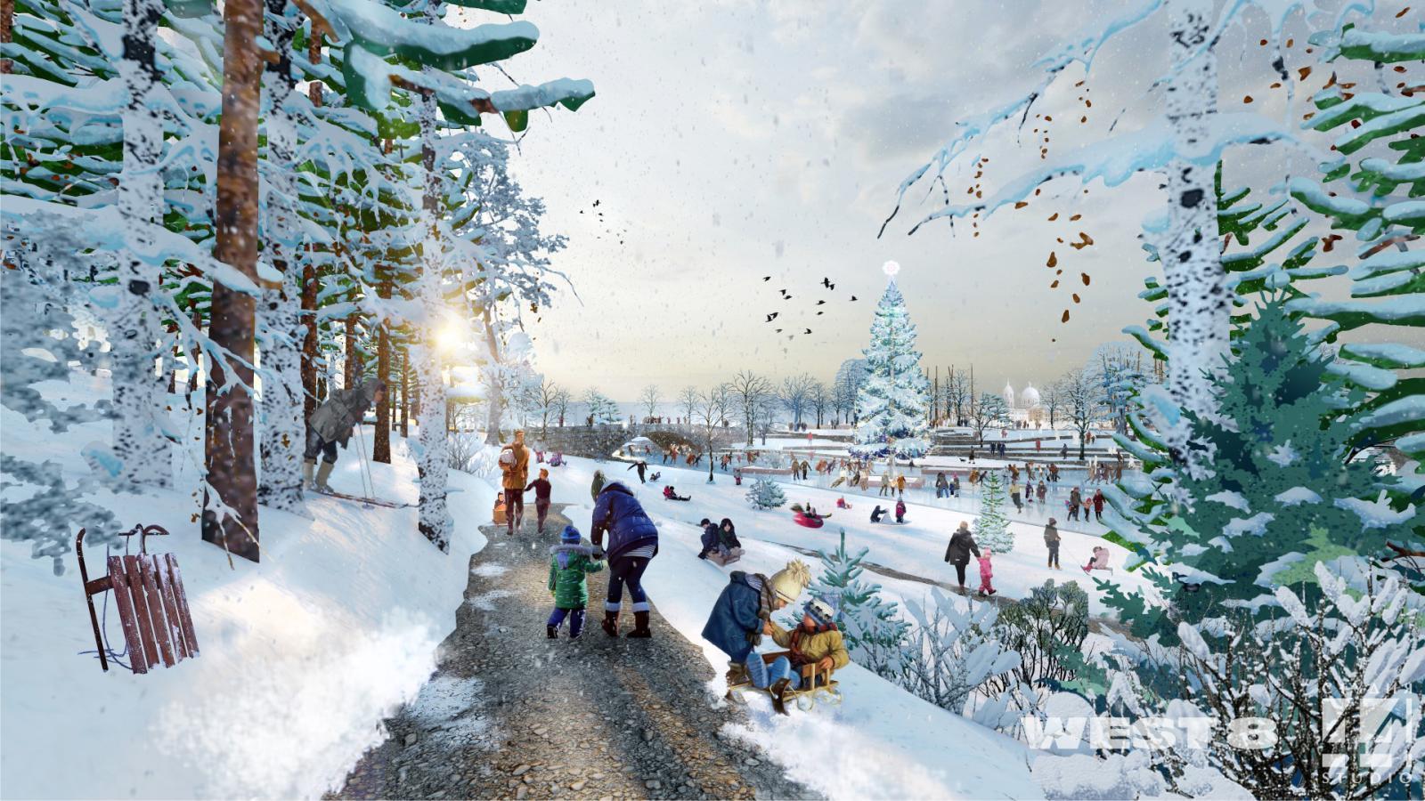 Tuchkov Buyan Park