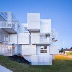 White Clouds by Poggi & More architecture