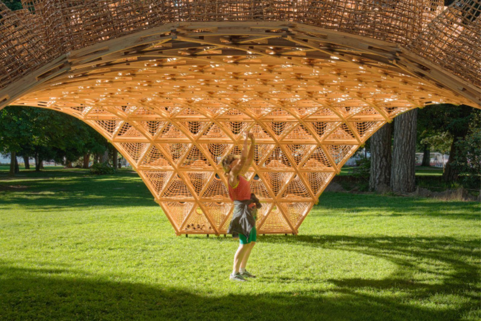 Wicker Pavilion