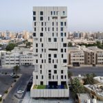 Wind Tower by AGi architects win Sustainable Project of the Year at Middle East Architect Awards
