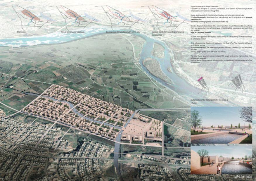 Mosul Postwar Camp