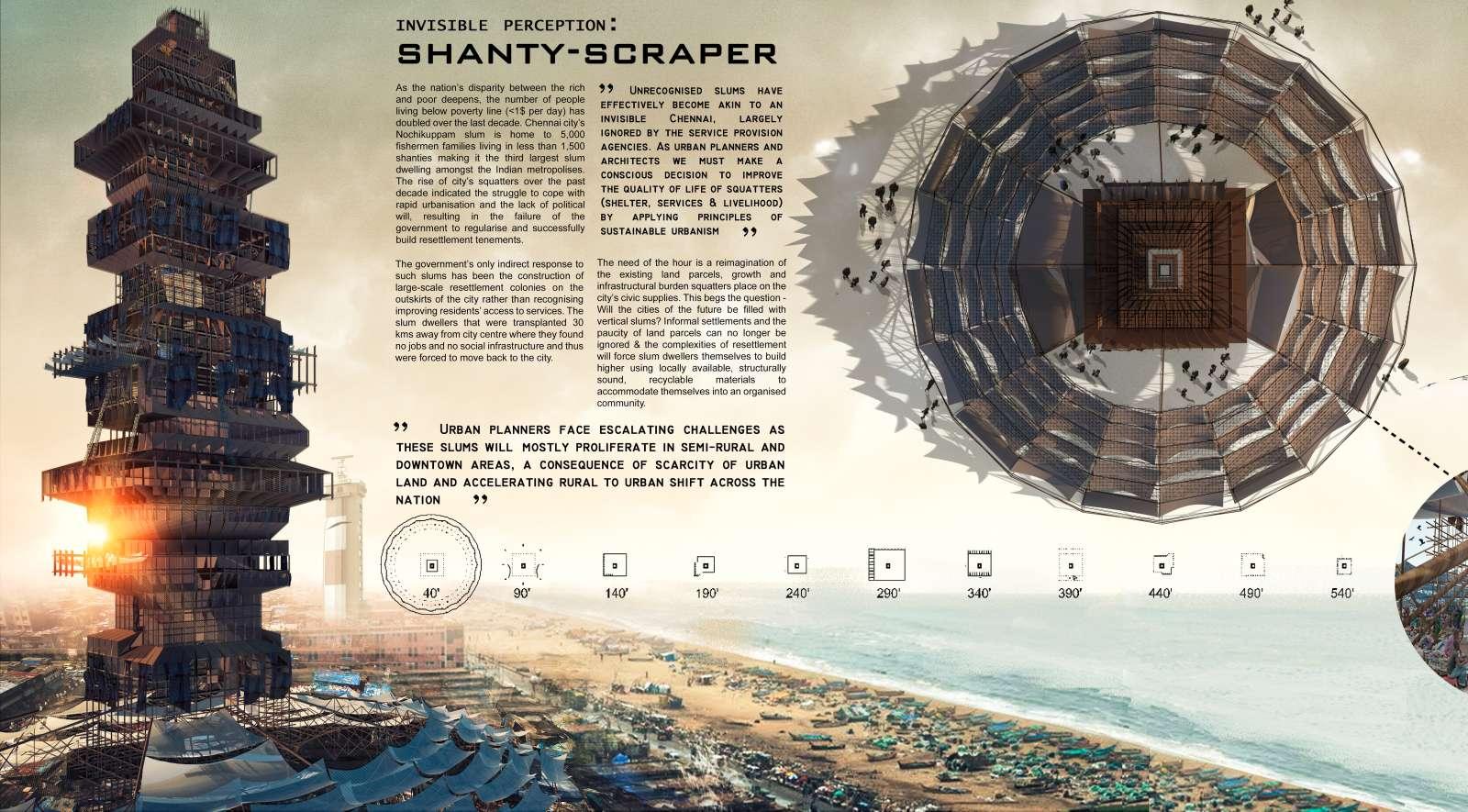2015 eVolo Skyscraper Competition