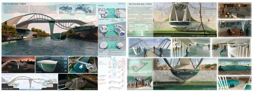 Resurrecting Rome's River Tiber