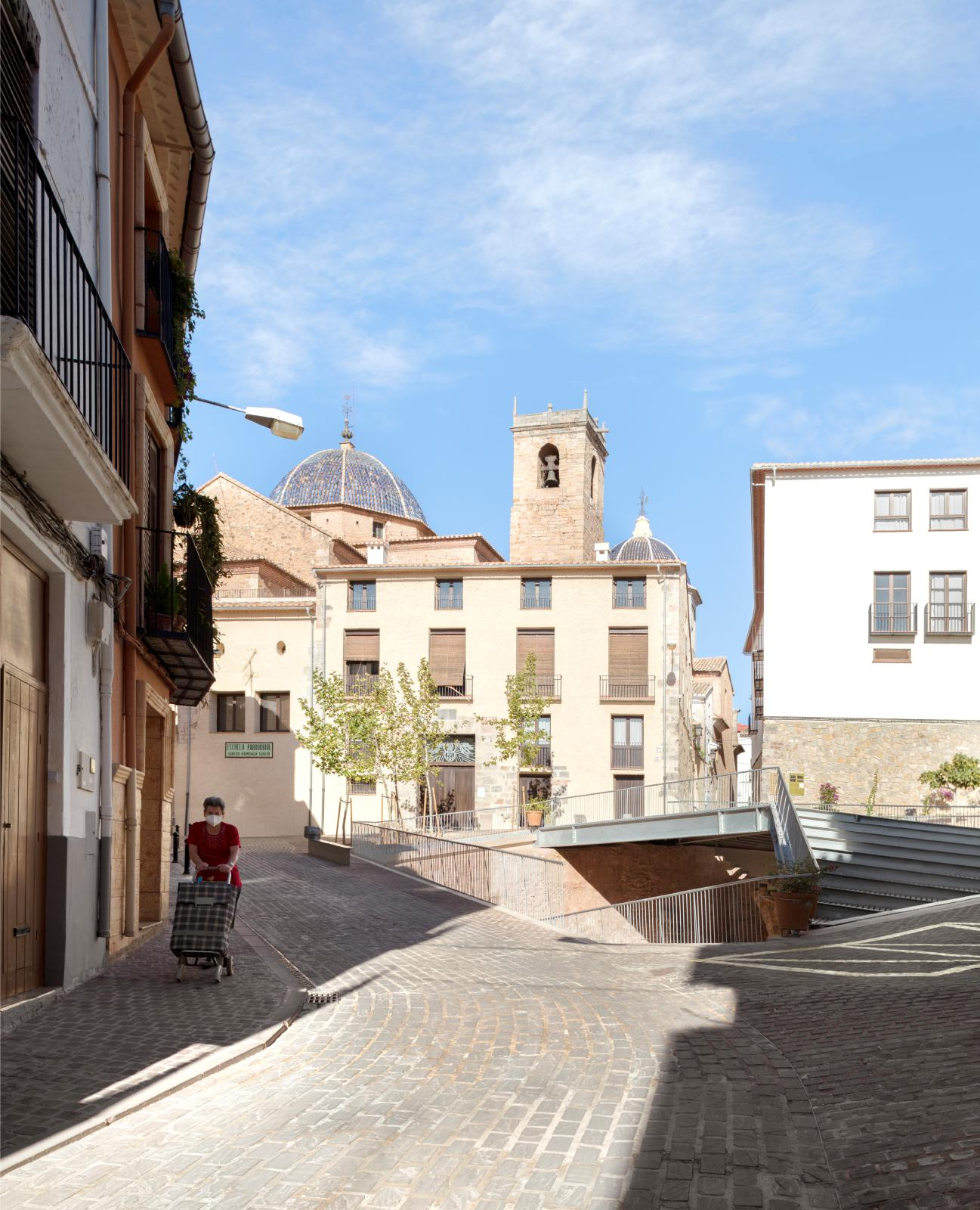 European Award for Architectural Heritage Intervention