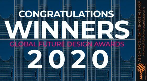 Winners of Global Future Design Awards 2020