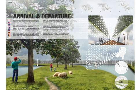 MH17 Memorial and Park competition