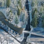 Winners of the architectural competition for New Center of Borovets