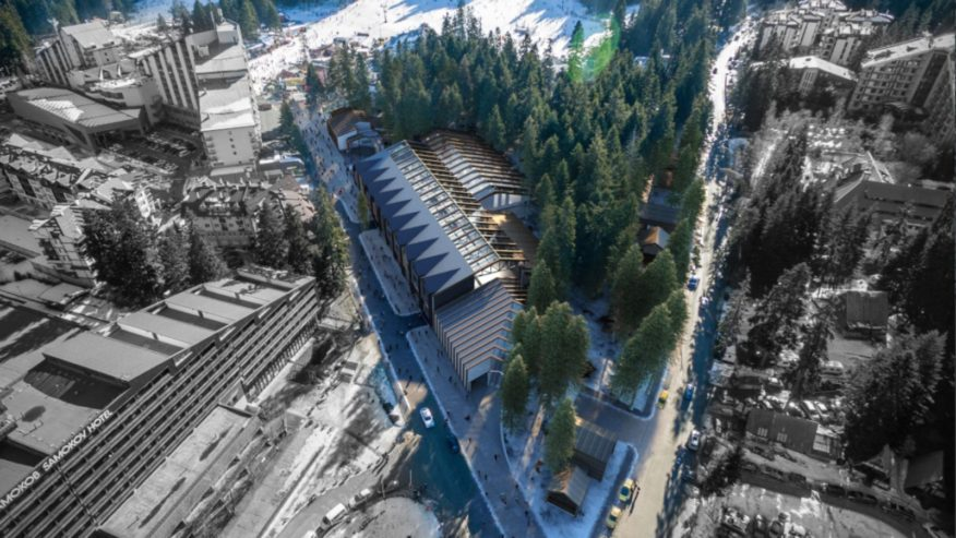 New Center of Borovets