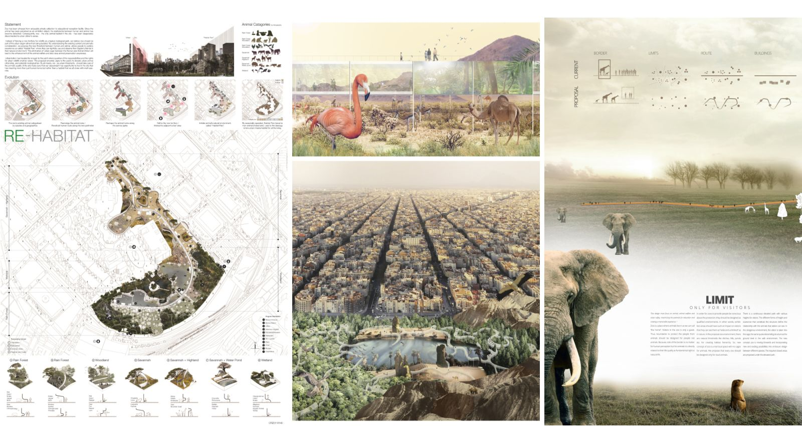 Rethinking Zoos