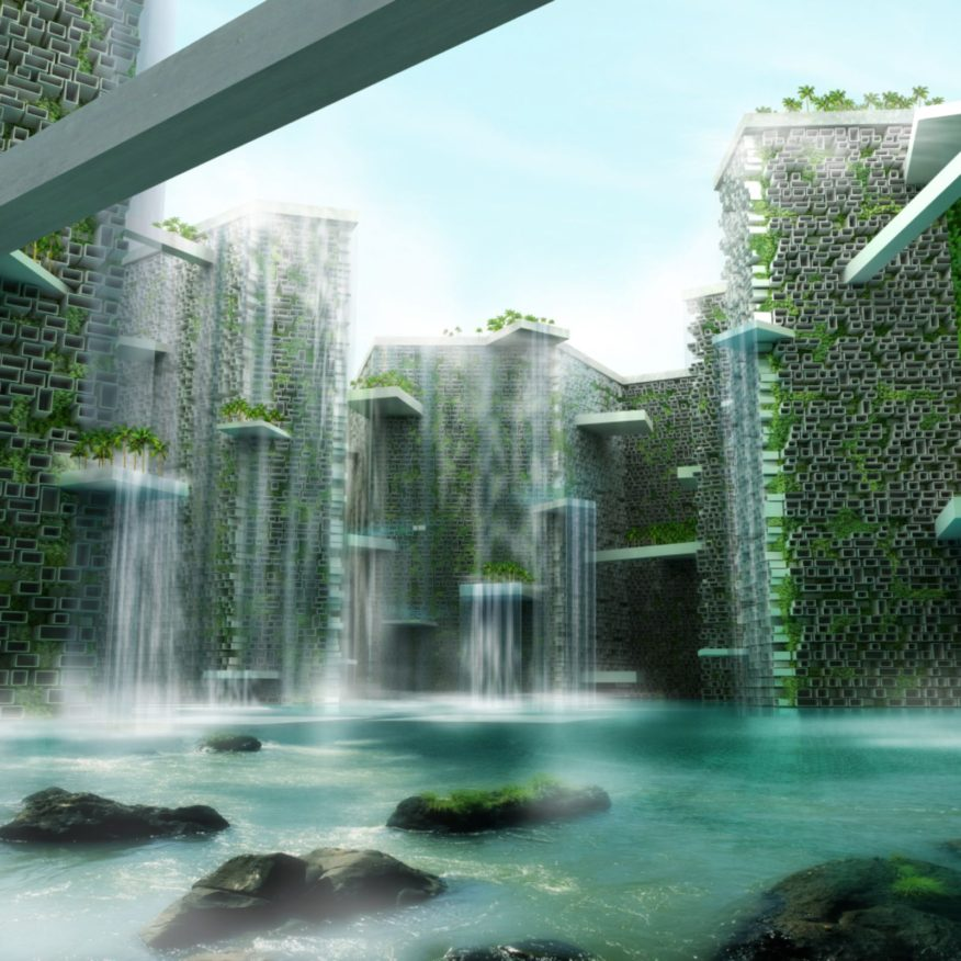 The Future City is Wonderful