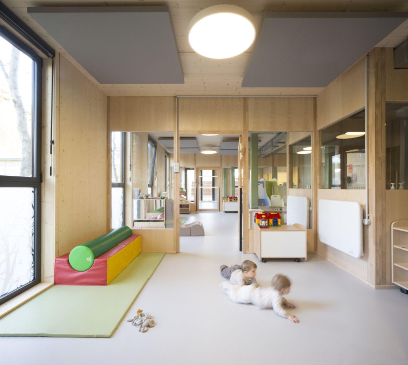 Wooden Nursery