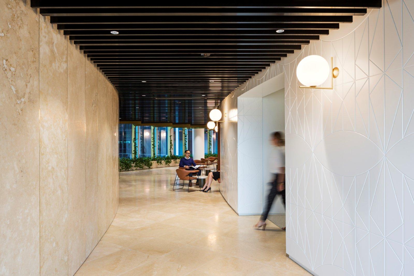 DLA Piper's new Brisbane workspace