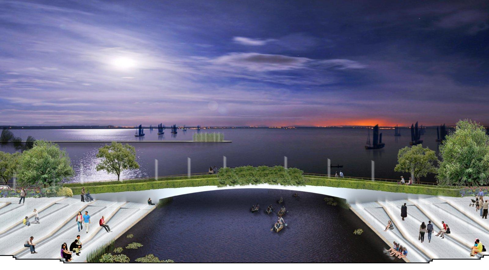Wujiang East Lake Tai Ecological Tourism Resort