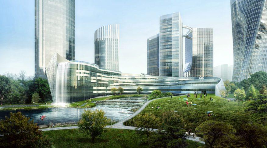 Xiantao Big Data Valley